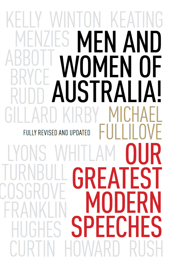 Men and Women of Australia - second edition cover